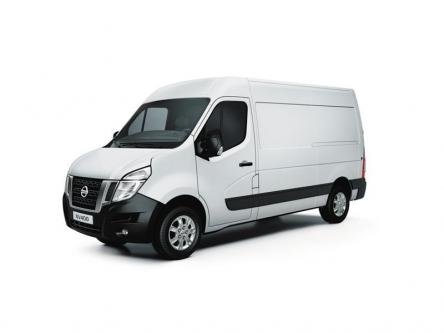 Nissan NV400 Optima L2H2 3.5T Van 150pk FWD