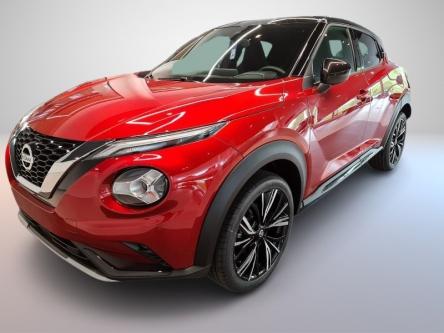 Nissan Juke DIG-T 114 N-DESIGN ENIGMA BLACK + TECHNOLOGY PACK